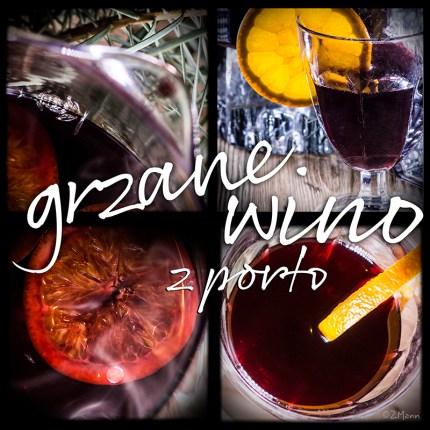 z widokiem na stół   grzane wino
