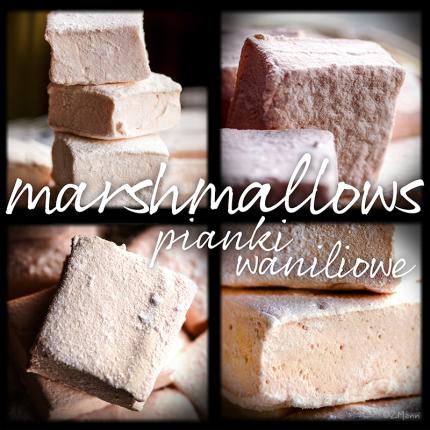 z widokiem na stół | marshmallows