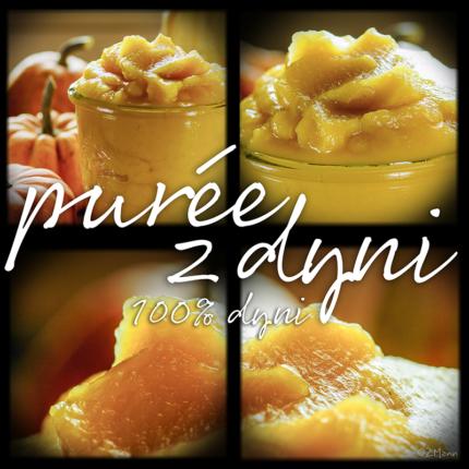 z widokiem na stoł   |   purée z dyni