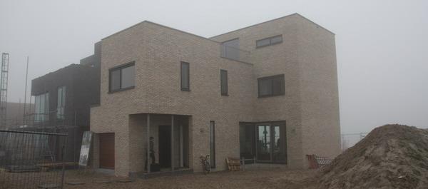 oplevering villa rieteiland oost amsterdam