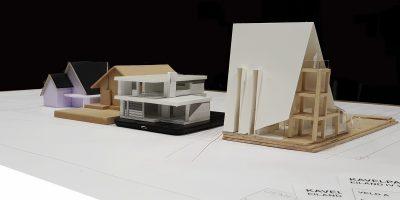 eiland iv woerden architect maquette