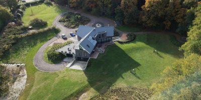 luxe villa rhenen cunera landgoed architect modern