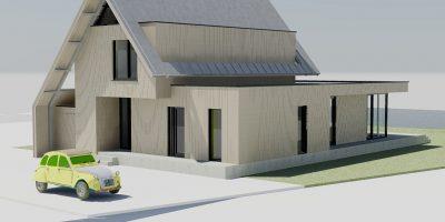 villa kavel woonhuis kasteelpark de cloese Lochem 3