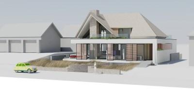 villa zandvoort architect moderne duinvilla 5