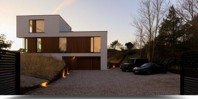 architect hilversum luxe villa woning kavel verbouw