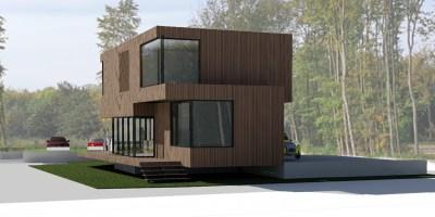 architekt kavel almere kreekbos bouwgrond duin 1