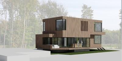 architekt kavel almere kreekbos bouwgrond duin 2