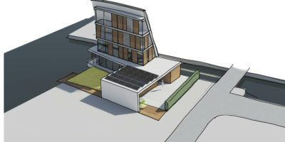 moderne woning woerden architect kavel