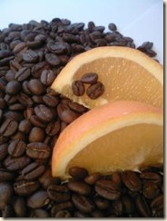 Kaffee OrangenbltFCten