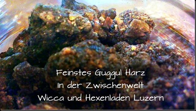 Guggul Harz