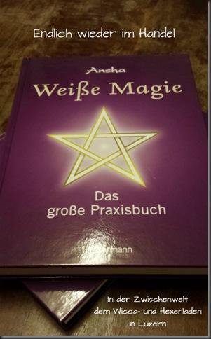 Ansha Weisse Magie