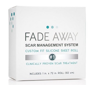 Fade Away Silicone Gel Sheets