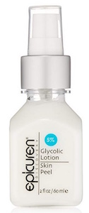 Epicurean Discovery Glycolic Lotion Face Peel