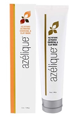 Azelique Activated Charcoal & Clay Mask