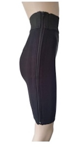 Post-Liposuction Above the Knee Compression Garment