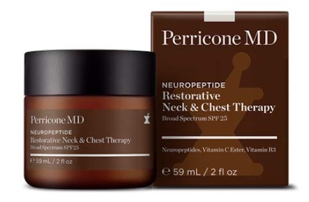 Perricone MD Neuropeptide Restorative Neck and Chest Therapy Broad Spectrum SPF 25