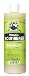 Uncle Harry's Natural Alkalizing Miracle Mouthwash