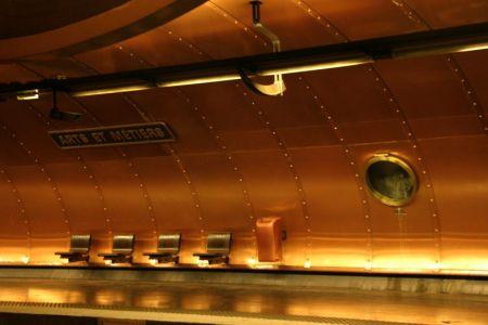 Arts et M?tiers Metro station