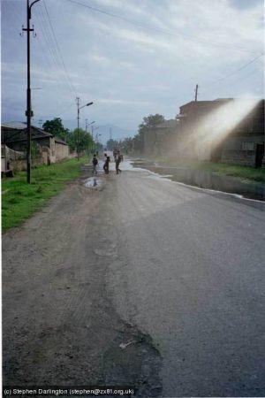 Alvani high street