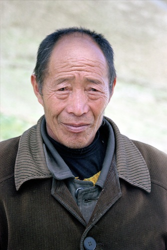 This chap looked after a monastery in Tibet