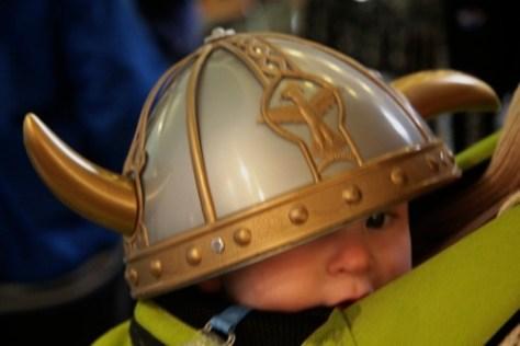 Tiny Viking