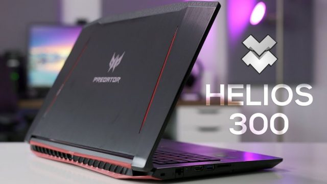 لاب توب Acer Predator Helios 300