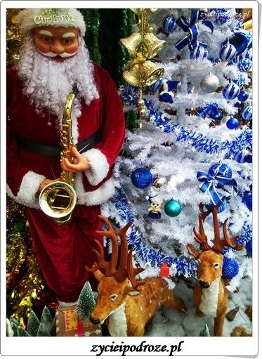 Mikołaj z trąbką