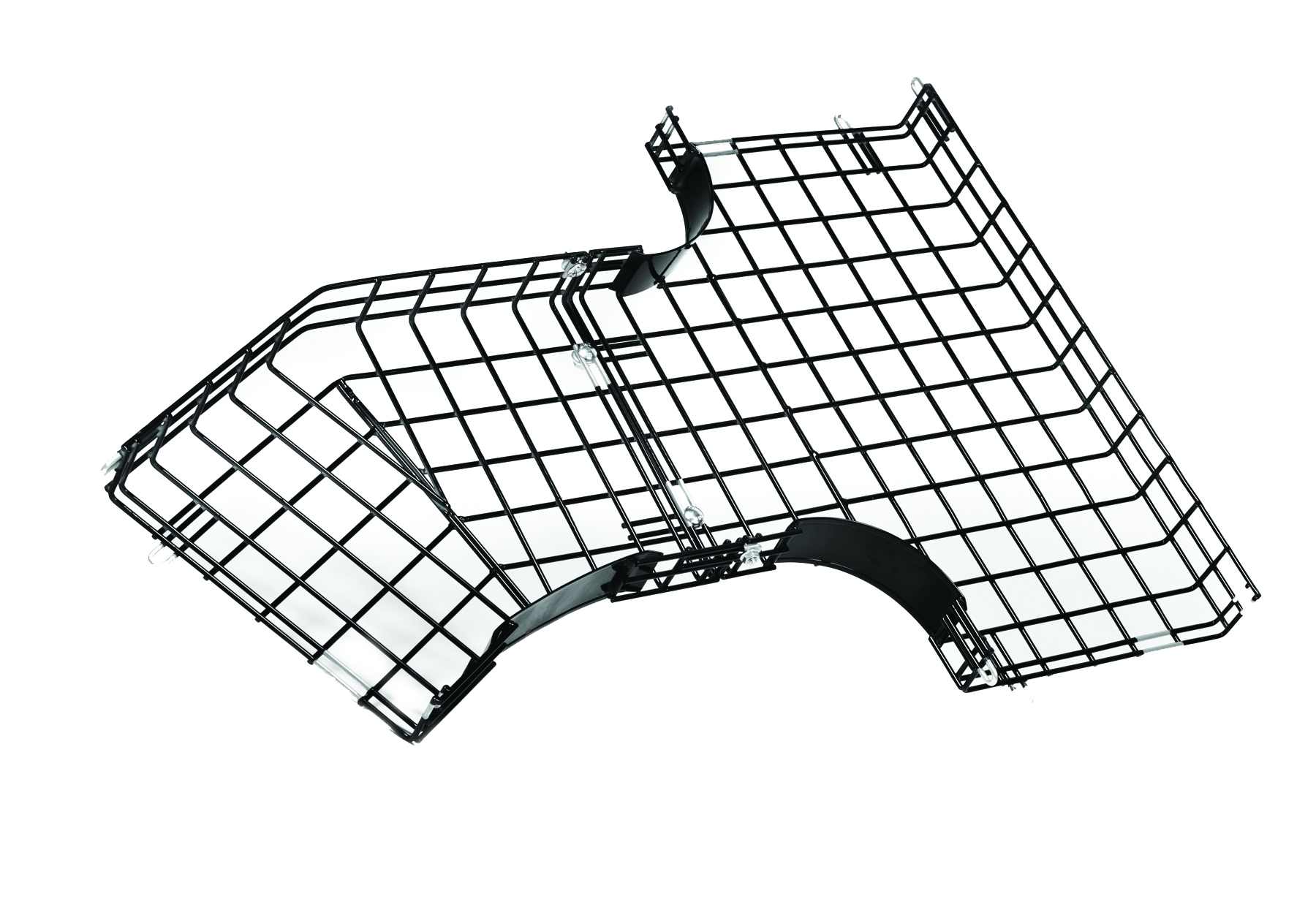 Quickturn Basket Tray System Reduces Installation Time
