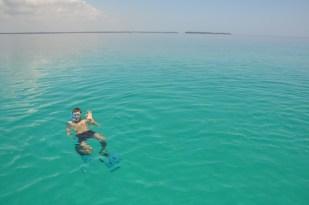 Kenia snorkeling