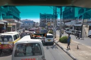Mombasa miasto Kenia