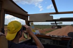 Safari z lornetką Kenia