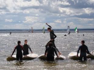 Wprowadzenie do windsurfingu