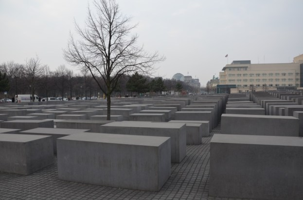 Berlin Pomnik Pomordowanych Żydów
