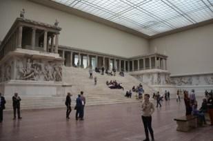 Muzeum Pergamońskie Ołtarz Pergamoński Berlin