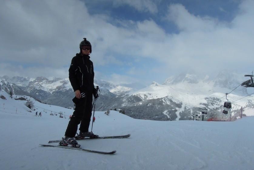 Canazei Dolomity