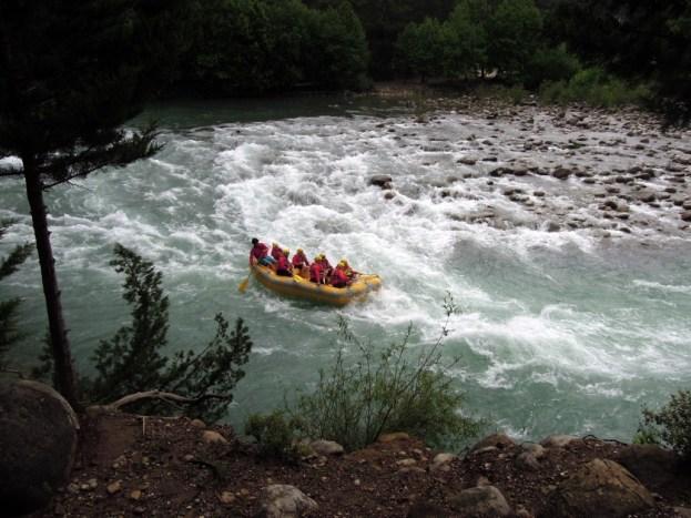 Rafting Turcja