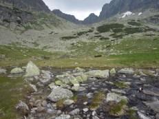 Potoki w Dolinie 5-tki Tatry