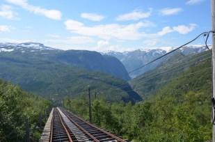 Schody na Trolltunga Norwegia