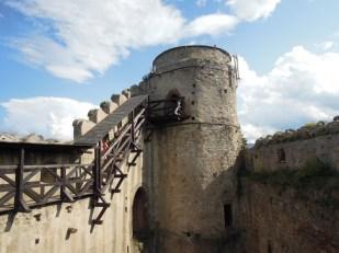Zamek Chojnik wieża
