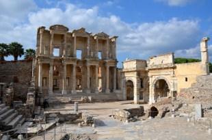 Biblioteka Celsusa w Efezie Turcja