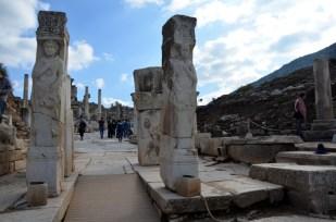 Brama Heraklesa w Efezie Turcja