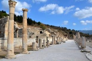 Efez górna część Turcja