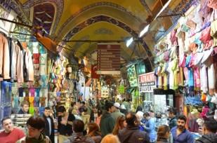 Grand Bazar Stambuł Turcja