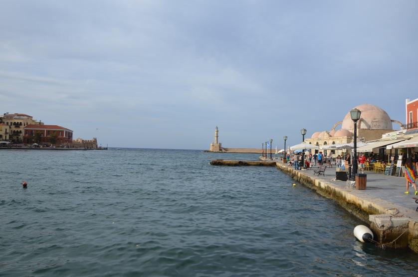 Port Chania Kreta
