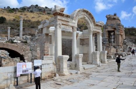 Świątynia Dionizosa Efez Turcja