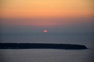 Zachód słońca w Oia 3