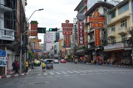 Bangkok Chinatown Tajlandia