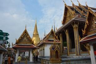 Bangkok Wat Phra Kaeo Tajlandia