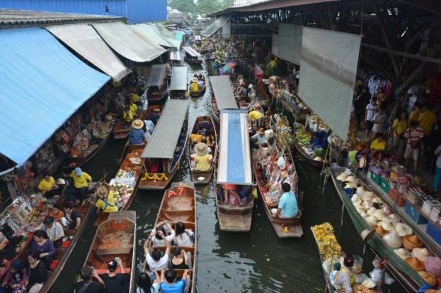 Damnoen Saduak Tajlandia