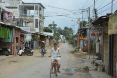 Delta Mekongu rowerem po wyspie Wietnam